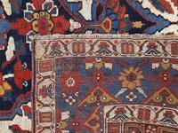Antique Khamseh Rug 2.04m x 1.41m (10 of 10)