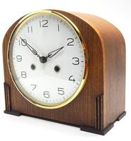 Really Good Hat Shaped Mantel Clock – Striking 8-day Arched Top Mantle Clock (4 of 10)