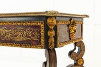 19th Century French Boulle Bureau Plat (5 of 12)