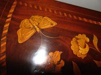 Dutch Mahogany & Marquetry Side Table (8 of 11)