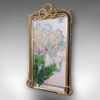 Very Large Antique Wall Mirror, English, Gilt, Overmantel, Dressing, Regency (3 of 12)