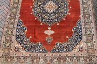 Fine Antique Tabriz Carpet (3 of 8)