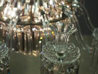 19th Century Crystal Tent & Waterfall Chandelier (9 of 18)
