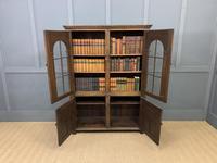 Ipswich Oak Bookcase c.1930 (5 of 13)