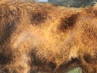 Victorian Scottish Highland Painting of Cattle by Aster Richard Chilton Corbould (30 of 40)