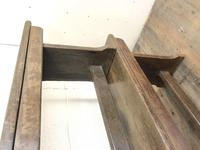 Pair of Antique Oak Refectory Benches (12 of 12)