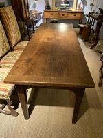 Chestnut Farmhouse Table 2 meters long (6 of 10)