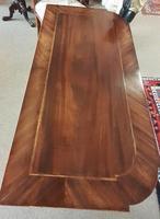 Mahogany Fold Over Table (6 of 8)