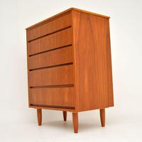 1960's Teak Vintage Chest of Drawers (4 of 10)