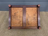 Regency Period Rosewood Book Carrier (8 of 9)