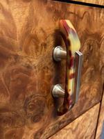 Stylish Art Deco Burr Walnut Dressing Table (19 of 20)