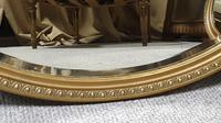Victorian Adams Gilt Wall Mirror (5 of 7)