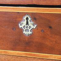 Tall George III Irish Inlaid Mahogany Chest of Drawers (5 of 10)