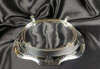 Large Edwardian Silver Centre Piece (2 of 12)