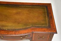 Antique Inlaid Mahogany Desk / Writing Table (13 of 13)