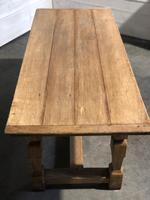 Rustic French Oak Farmhouse Dining Table (7 of 26)