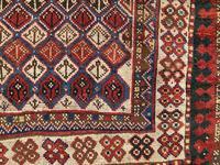 Antique Caucasian Gendje Prayer RUGS (3 of 11)