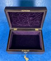 Victorian Rosewood Jewellery Box (9 of 10)