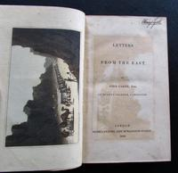 1826 1st Editiion Letters From The East by John Carne Rare Travel Book (2 of 5)