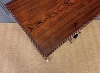 Regency Period Rosewood Work Table (13 of 15)