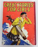 Great Stories for Girls 'published 1940s' (2 of 7)
