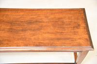 Mahogany Low Side Table (4 of 8)