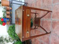 Maple & co Mahogany Inlaid Card Table / Games Table (12 of 14)