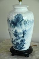 Oriental Lamp Blue & White (10 of 11)