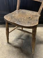 Pair of Victorian Children's  Chairs (2 of 4)