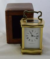 French Carriage Clock Retailed by Mappin & Webb, London (2 of 5)