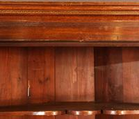 18th Century Double Height Corner Cupboard Superb Patina (8 of 8)