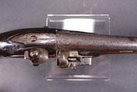 Pair of mid 18th Century Continental Flintlock Holster Pistols (3 of 7)