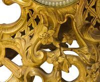 Fine Quality Rococo French Mantel Clock (8 of 8)