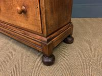 Oak Open Bookcase c.1920 (12 of 12)