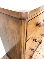 Victorian Mahogany Chest of Drawers (6 of 10)