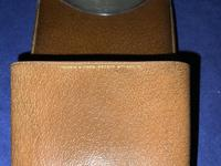 Leather & Silver Cigar Case (2 of 4)