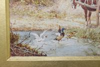 Myles Birket Foster Watercolour (4 of 8)
