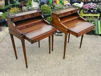 Matching Pair of Theodore Alexander Desks (2 of 10)