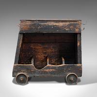 Antique Industrial Machinist's Truck, English, Trolley, Kitchen, Wine, Victorian (2 of 12)