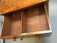 Victorian Narrow Chest of Drawers (10 of 11)
