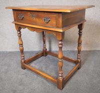 Theodore Alexander Mahogany Table (10 of 11)