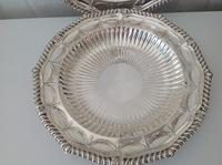 Pair of Paul Storr Antique Georgian Silver Dishes 1811 (10 of 12)