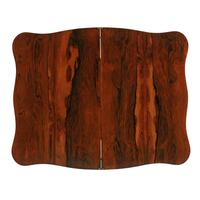 Rosewood Turn Over Top Writing Table (5 of 9)