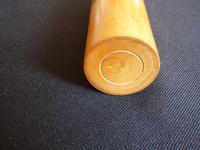 Boxwood talcum holder or pounce pot (8 of 10)
