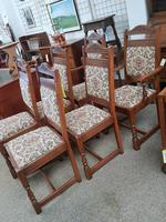 Set of 6 Old Charm Chairs (2 of 3)