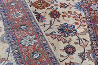 Old Tabriz Roomsize Carpet 355x278cm (3 of 13)