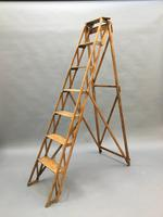 Early 20th Century Hetherley Step Ladder (5 of 11)