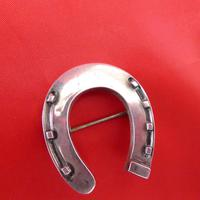Silver Horseshoe Brooch (3 of 3)