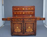 Early 19th Century Dutch Travelling Cabinet (12 of 20)