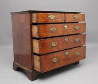 18th Century Walnut Chest of Drawers (2 of 9)